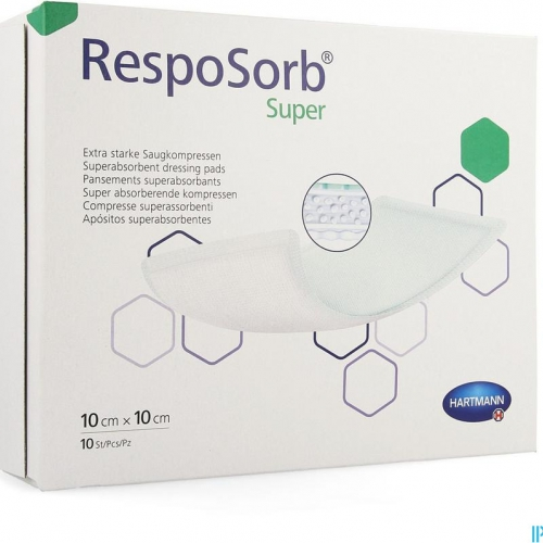 Resposorb absorberend verband