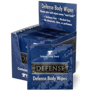 Single Body Wipes 12 Pack