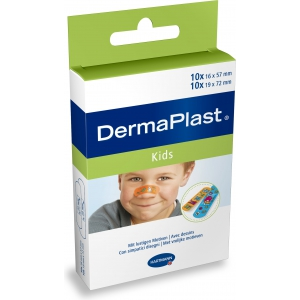 DermaPlast kids pleisters