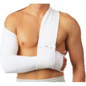 Coverflex grip buisverband