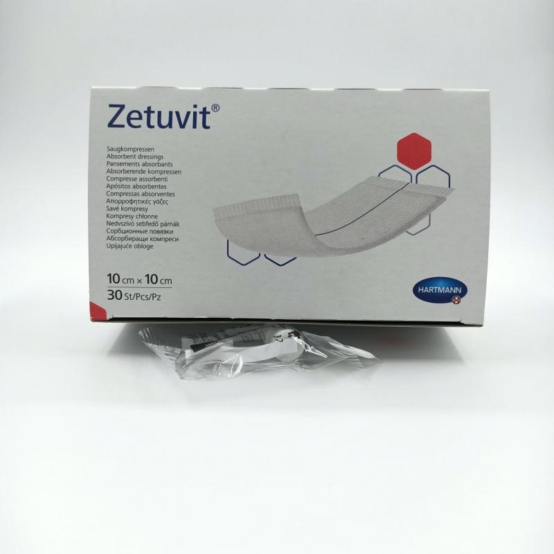 Zetuvit steriel absorberende verband