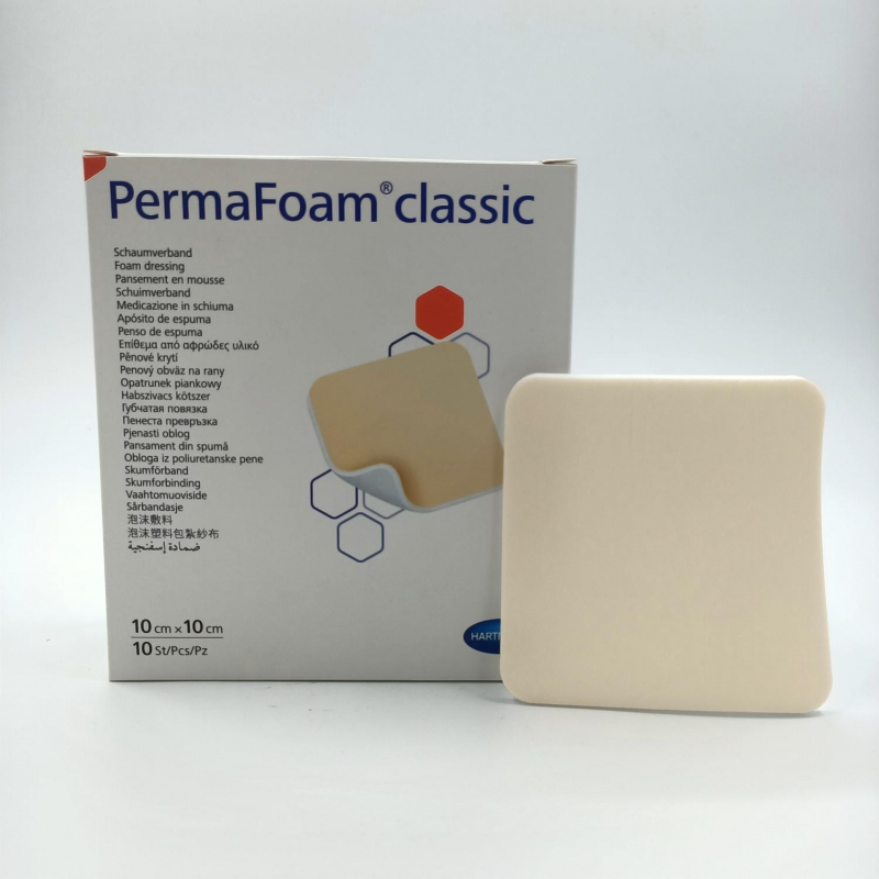 PermaFoam Classic hydrofiele polymeer schuimverband